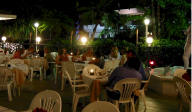Neptune Restaurant Patio Grand Cayman Cayman Islands Restaurants