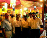 Gateway of India Restaurant Staff Owners Grand Cayman Cayman Islands Restaurants