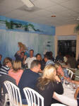 Neptune Restaurant Birthday Party Grand Cayman Cayman Islands Restaurants