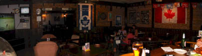 Pirates Den Pub Sports TV Room Grand Cayman Cayman Islands Restaurants