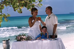 Cayman Beach Wedding